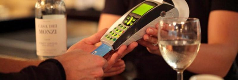Card machines for public houses